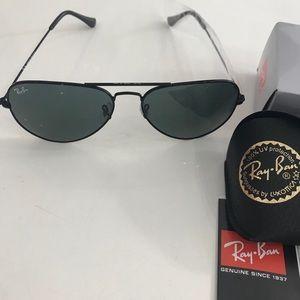 RayBan aviator sunglasses RB3025 unisex
